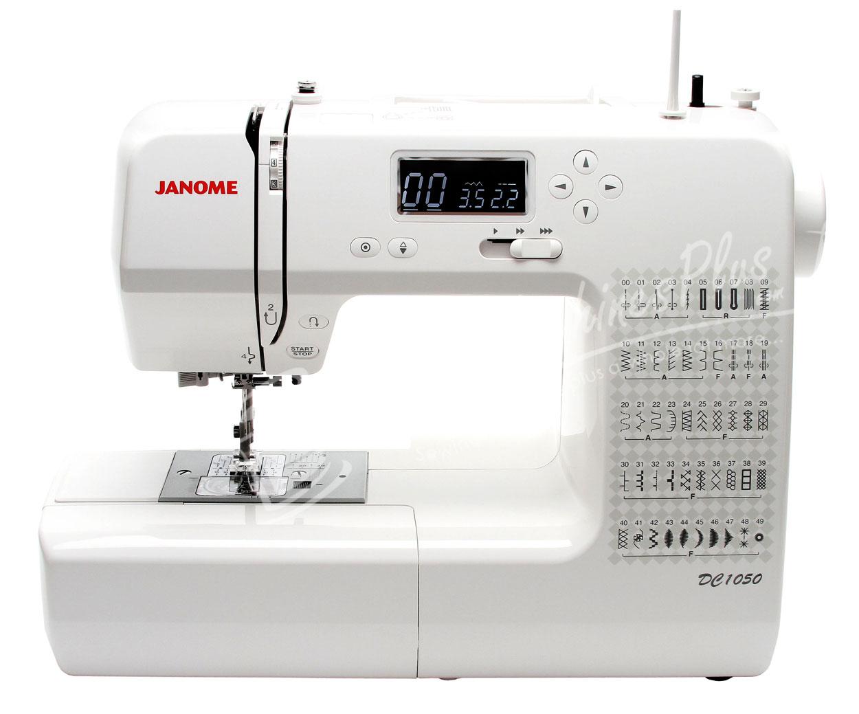 Janome DC1050b