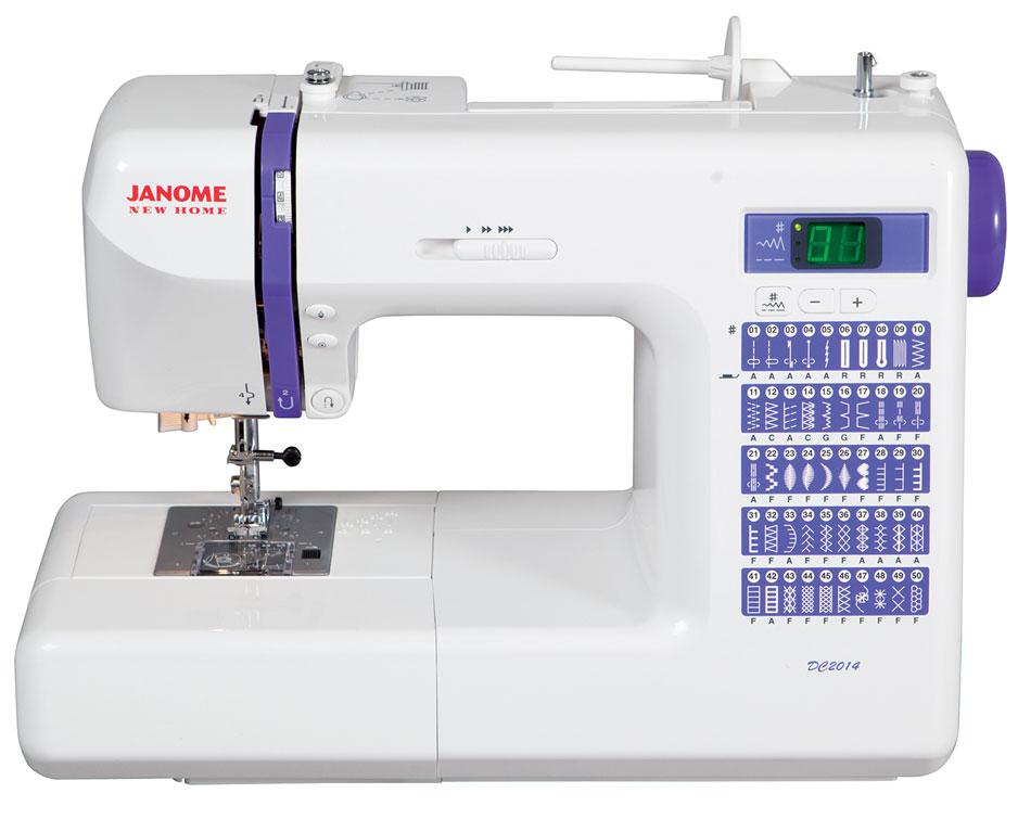 Janome DC2014a